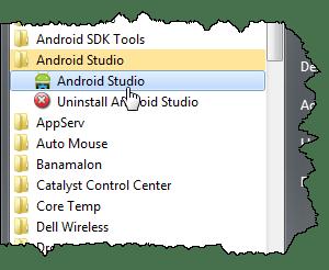 Android Studio 11
