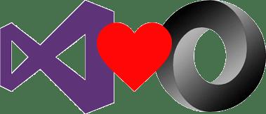 Visusl Studio love JSON