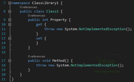 C# new line เมื่อแก้ไข Option แล้ว