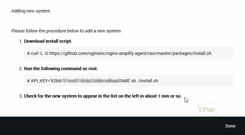 Adding new system