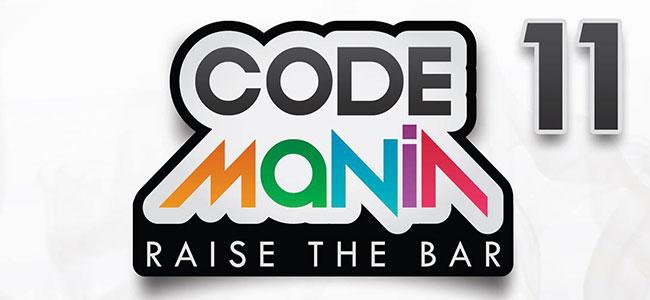 รีวิวงาน Code Mania 11 : Raise the bar (รูปเยอะ)