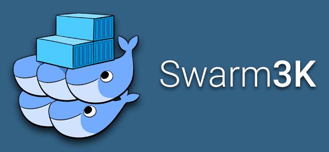 บันทึกการร่วมทดสอบ Docker Swarm ในโครงการ Swarm3K