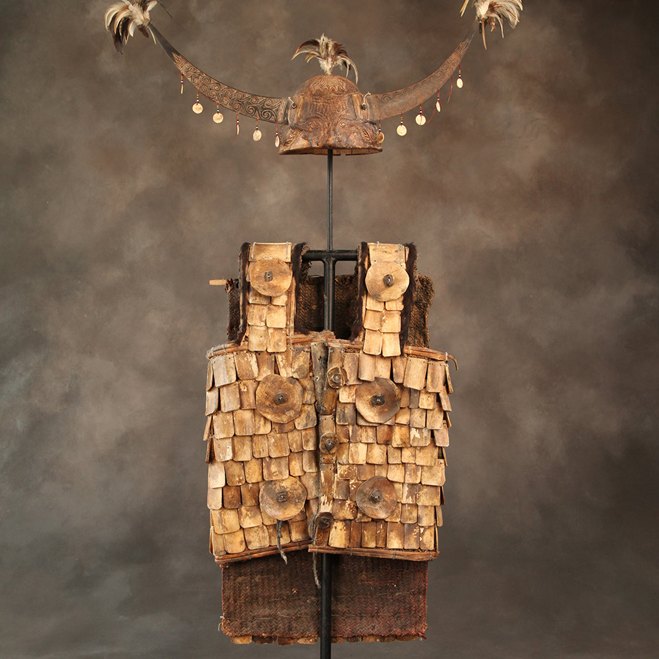 Sir Raffles Art History - Tribal art from Asia and Africa
