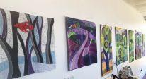 Rose Hughes Art Quilts
