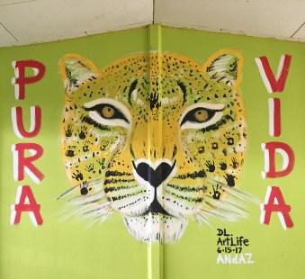 jaguarmural