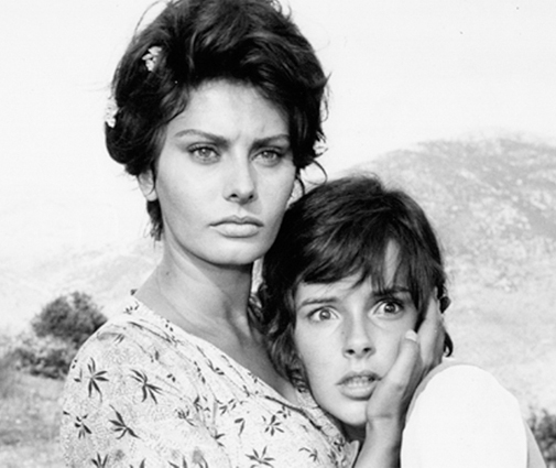 la ciociara two women sophia loren