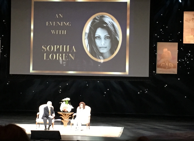 meeting-sophia-loren-dream-comes-true