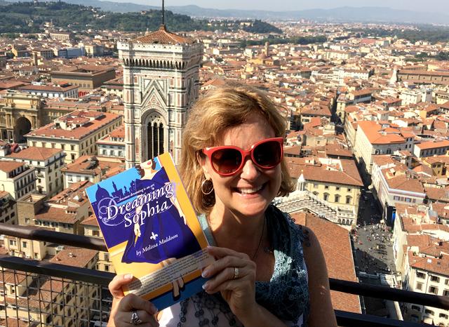 Dreaming Sophia novel Italy