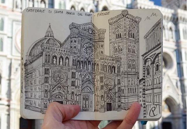 sketch-books-Florence-Leonardo-advice
