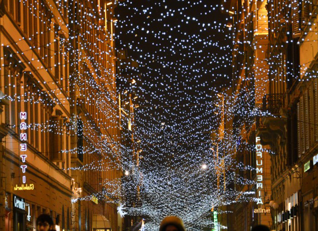 Florence Holiday Lights