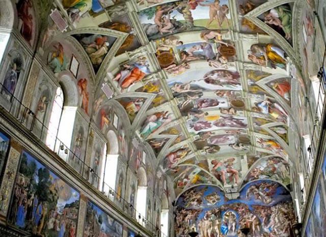 Michelangelo-renaissance-artist-born-march-6-sistine-chapel-3D
