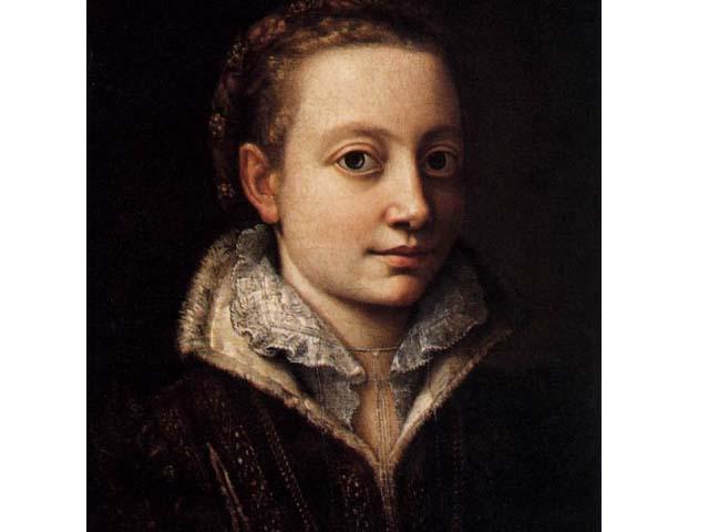 Sofonisba-Anguissola-Italy-novel-Michelangelo-Vasari