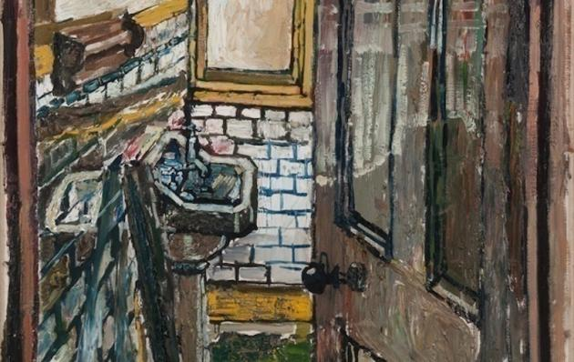 open kitchen sink commercial lighting john bratby exhibition sheds light on painter ...