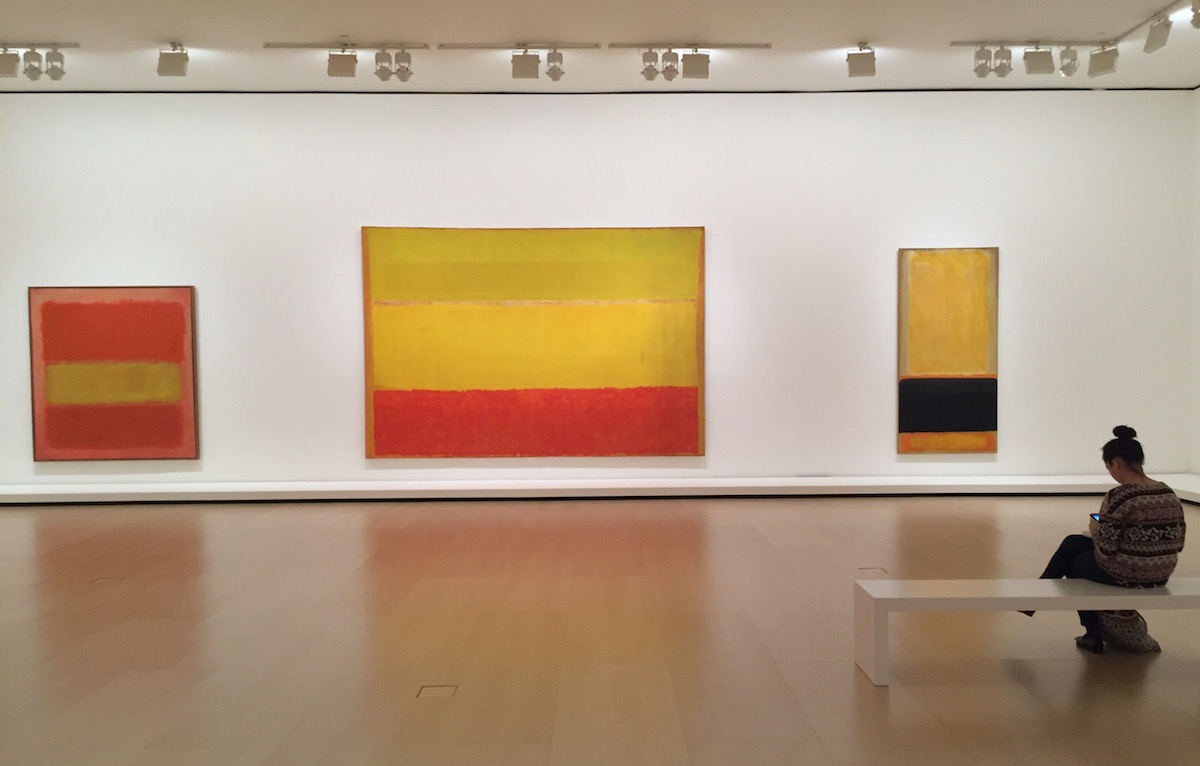 American Abstract Expressionism Triumphs At The Guggenheim