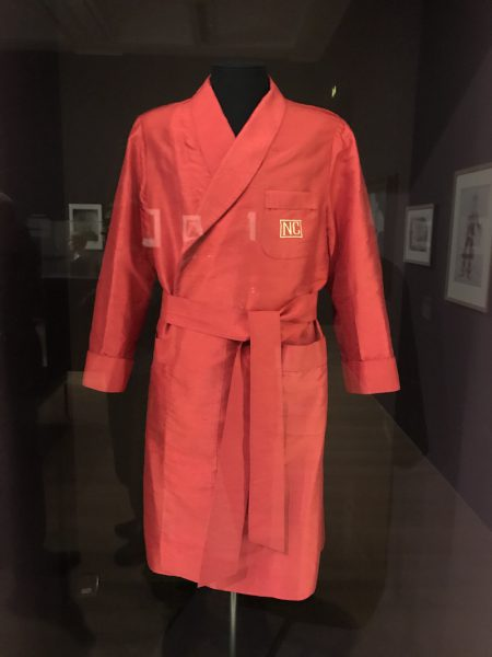 Image result for pink dressing gown of Noel Coward tate britain