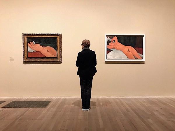 Modigliani Inhabiting Floating World - Tate Modern Edward Lucie-smith Artlyst