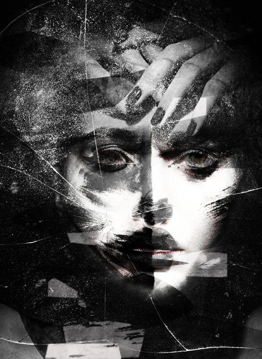 Abstract Expectation Digital Art Dodi Ballada