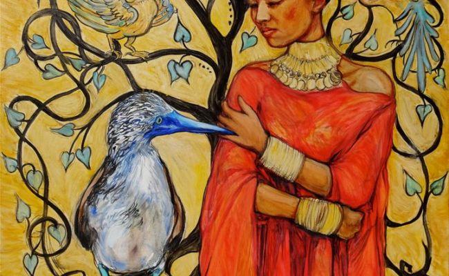 Pachamama Painting By Etzi Artmajeur