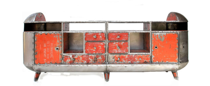 meuble hifi luxe tv design by hamed