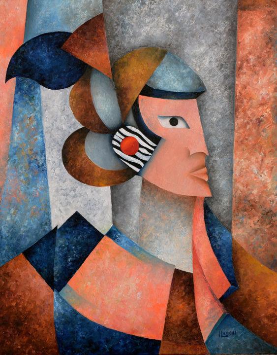 Composition #3 Irina Laskin