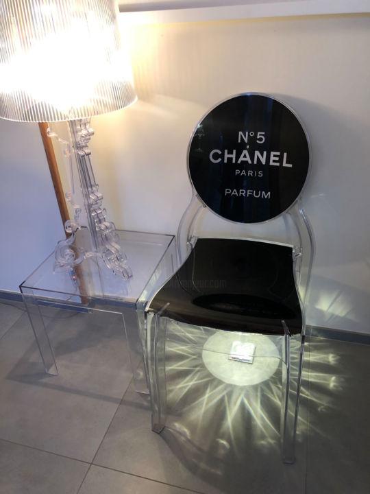 chaise kartell chanel skulptur von