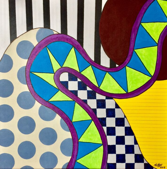 paint and patterns painting