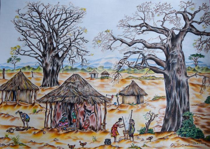 Village Site Mistry Visuals