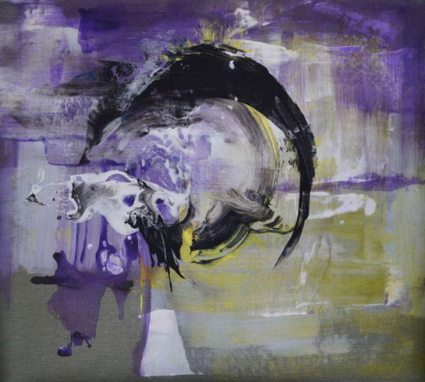 Moon Dark Art Paintings