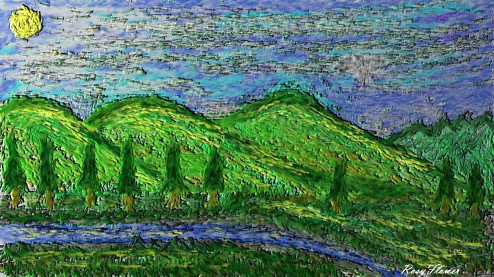 Paesaggio di montagnajpg RosyFlower