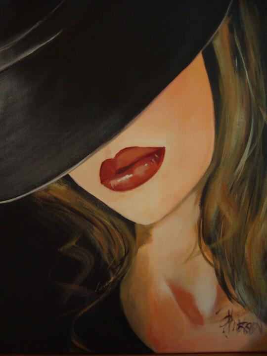"""Lady"""""""" Painting Sonja Brzak Artmajeur"""