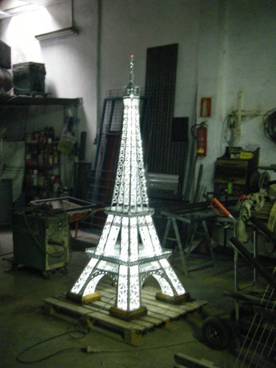 Lampara Torre Eiffel LamparaTorre Eiffel