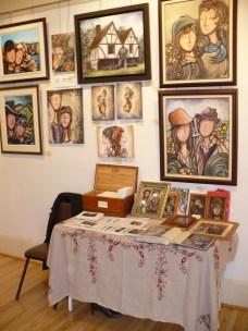 Salon des Artistes et Artisans de Beauce 2012