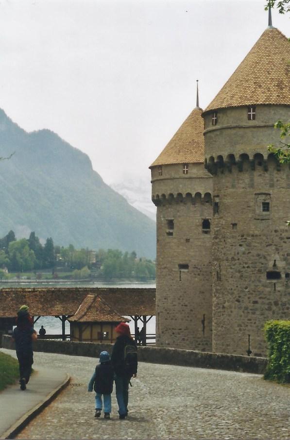 Chillon-Suisse