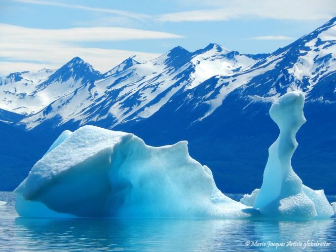 Iceberg à Perito Moreno