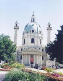 Kariskirche-Vienne