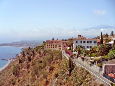 Taormina et Etna
