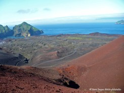 Vestmannaeyjar - Heimaey... sur le volcan