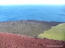 Vestmannaeyjar - Heimaey... Sur le volcan, entre la nouvelle et l'ancienne terre