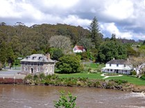 Kerikeri-Site de la Kept house et Stone house