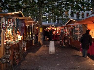 Marché de Noël de Genève