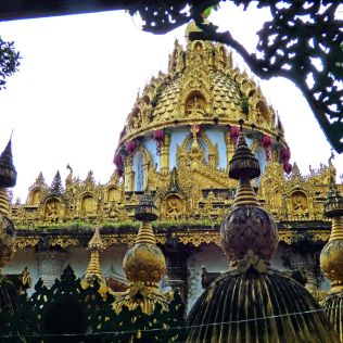 Arlein Ngar Sint Pagoda