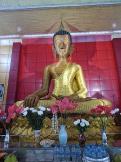 Bamboo Thread Buddha Image