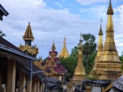 Kyaik Than Lan et MahamuniPagoda