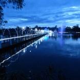 Light festival - Hpa-An