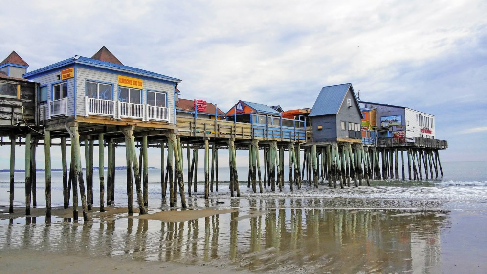 Old Orchard-Pier