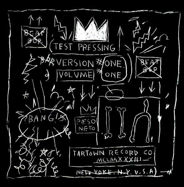 Cant Afford A Basquiat Buy the Album