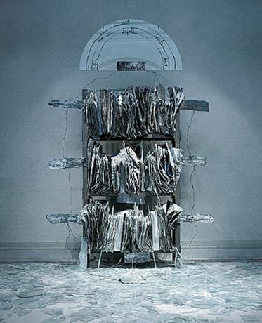 Breaking of the Vessels by Anselm Kiefer