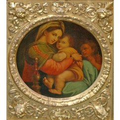Madonna Of The Chair Antique Windsor Chairs For Sale By Raphael On Artnet