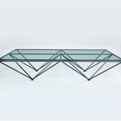 Black Lacquer Sofa Table Silverado Canyon Chair And Ottoman Set A Lacquered Steel Glass By Paolo Piva On Artnet