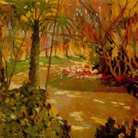 le jardin tropical by alexandre altmann on artnet
